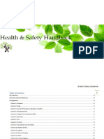 PTCL - Health & Safety Handbook