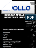 Gujarat Apollo Industries Limited