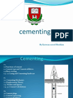 Cementing Presentation