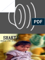 SHAKTI AN INNOVATION IN DISTIRIBUTION