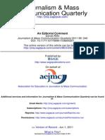 Journalism & Mass Communication Quarterly 2011 Riffe 240 1