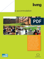 University of Birmingham Accommodation Guide 2013 14