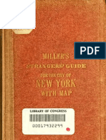 (1872) Miller's New York as It Is!
