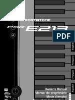 Psre213 Sp Om