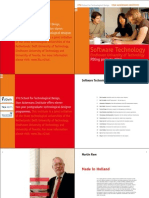Brochure Software Technology Projects 2007