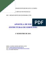 APOSTILA ESTRUTURA FUNDAÇAO