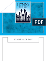 Hymns 000 Hymns Made Easy Eng
