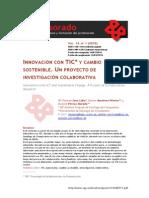 Innovacion TIC y Cambio Sostenible