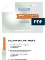 Gdc06-For-khronos Collada for PS3