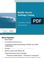 MySQL UC 2007