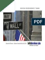 Banken und Finanz-Branche Themen Gesamtübersicht 2013
