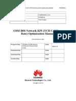 Gsm Bss Network Kpi Tch Call Drop Rate Optimization