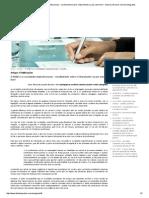 O ISSQN e as sociedades uniprofissionais – recolhimento sobre o faturamento ou por valor fixo_ - Amorim, Bracher e Diniz Advogados