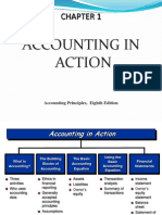 chapter - 1 Accounting in action