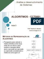 Aula 3 - Fundamentos de Algoritmos