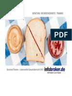 Lebensmittel BranchenThemen Gesamtübersicht 2013