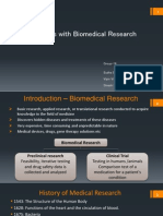 IPR Issues With Biomedical Research