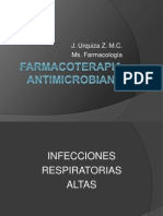FARMACOTERAPIA INFECC RESPIRAT