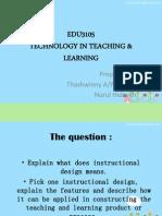 EDU 3105 Bab 2
