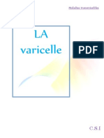 Maladies Transmissibles (La Varicelle)
