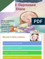 Depressed Diane-Case Study on Depression