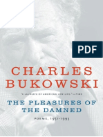 Charles Bukowski - The Pleasures of the Damned
