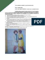 Actividad Sobre El Pecado de Alejandra Leonard de j 1