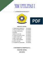 Tugas 1 Ammonium Sulfat