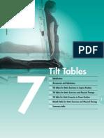 07 Tilt Tables