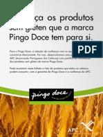 Lista de Produtos Sem Gluten Do Pingo Doce