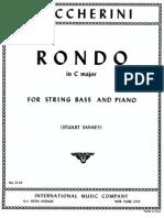 Boccherini - Rondo - Db Pf