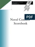 2008 Novel Connect Scorebook
