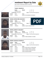 Peoria County booking sheet 02/22/14