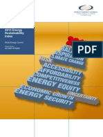 2013 Energy Sustainability Index VOL 2 2