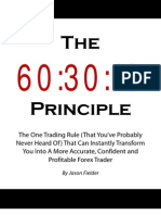 The One Trading Rule (That You've Probably Never Heard of)