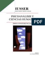 psicanálise e ciencias humanas althusser