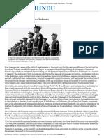 On Similarities Between Indonesia and Myanmar