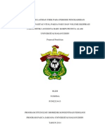 Tugas Metodologi Penelitian - Proposal