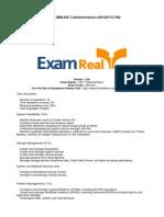ExamReal.000 221.v20120712.79Q.ibm.AIX.7.Administration