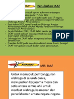 Iaaf Powerpoint