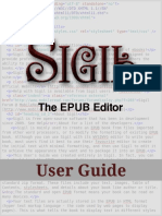 Sigil User Guide Heiland Dave