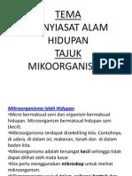 Mi Kro Organism A