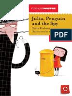 Julia Penguin and the Spy