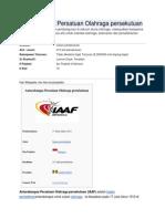 Antarabangsa Persatuan Olahraga Persekutuan