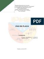 IFF_Vias en Placa