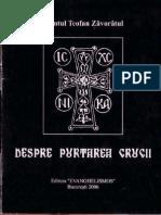 Sfantul Teofan Zavoratul, Despre purtarea crucii