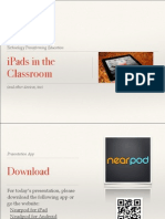 ipads in the classroom 2014 - pdf update