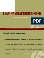 4 Lean Manufacturing SN4 SMED