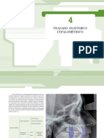 Trazado anátomico cefalométrico