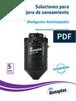 Manual Biodigestor